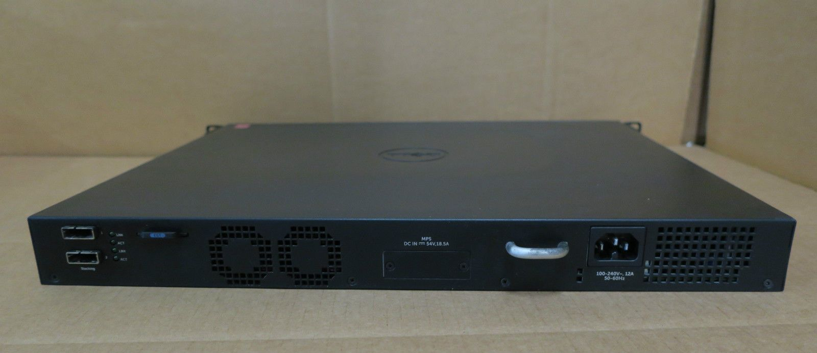 Dell Networking N2048p 48 Port L2 Poe 1gbe 2x10gbe Sfp